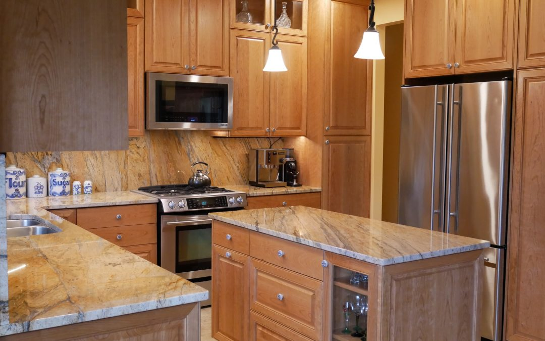 Your kitchen, your way with customized cabinets