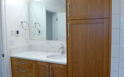 Project feature: Bellingham home remodeled to create master bath, office space