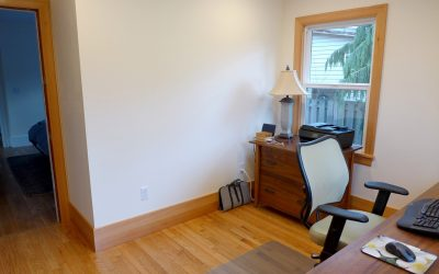 How to add a home office