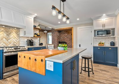 Project feature: Custom touches make this house a home